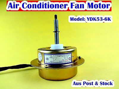 Air Conditioner Spare Parts Fan Motor/Asynchronous Motor YDK53-6K D623 Brand New