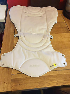 Bebe Confort Loola/Up stroller **Seat cover** IN CREAM/BROWN rev side   ref 1