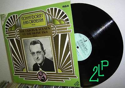 2Lp Tommy Dorsey & His Orchestra - Original Sounds Of The Swinging Era Vol.8 Rca