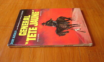 Blueberry Tome 10 En Eo Le General Tete Jaune / Charlier  /  Giraud
