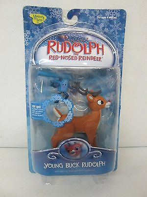 2003 Memory Lane Rudolph the Red Nosed Reindeer Young Buck Rudolph