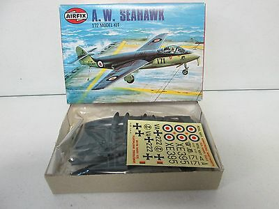 Airfix A.W. Seahawk Model Kit 1/72