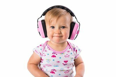 Little Llama Baby Hearing Protection Ear Muffs for 0 to 4 years old - Noise for