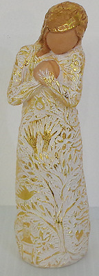 Willow Tree Susan Lordi  Figurine 'tapestry' Boxed