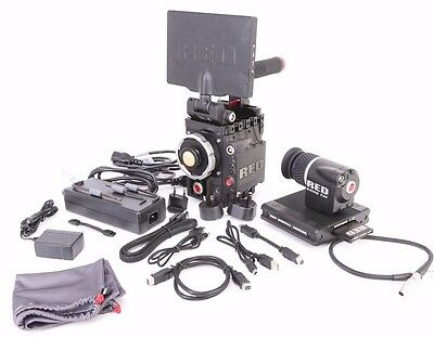 Red Epic X Dragon 6K Camera Kit With Accessories: Redbomb Redmag. Free Shipping.
