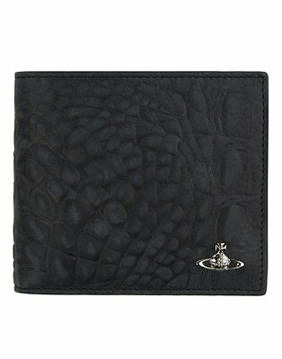 VIVIENNE WESTWOOD Amazon Man Crocodile Orb Wallet