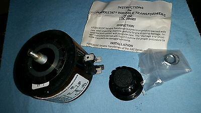 Superior Electric Powerstat 10c Variable Transformer NEW