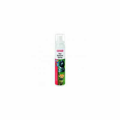Beaphar Pet Behave Training Spray 125ml x 6