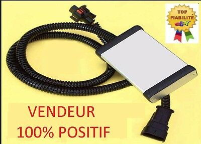 PEUGEOT PARTNER 1.6 HDI 75 CV - Boitier additionnel Puce Chip Power System Box