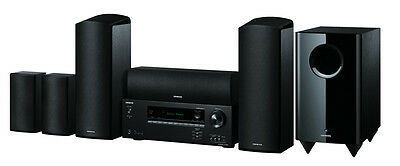 Onkyo HT-5805 5.1.2-Channel Dolby Atmos® Home Cinema Package