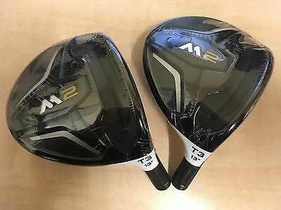 NEW TOUR ISSUE TaylorMade M2 T3 Tour Spoon 13° Fairway Wood HEAD ONLY
