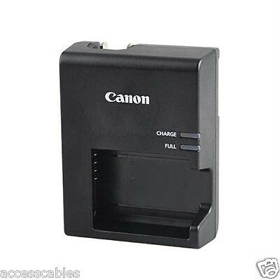 Genuine Canon LC-E10 LCE10 Charger for EOS Rebel T3 & T5 Digital SLR Cameras