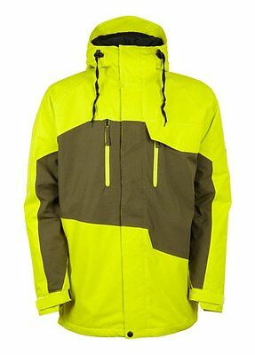Giacca 686 MEN'S AUTHENTIC GEO INSULATED JACKET Medium