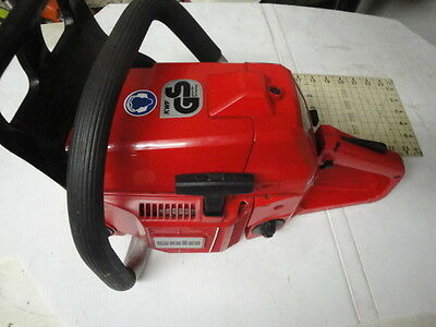 Solo 644 Chainsaw Power Head Collector Saw  Nos