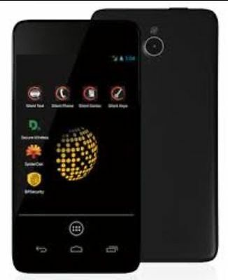 Brand New Blackphone BP1-16GB 3G Simfree/ Unlocked Smartphone Silent Circle