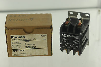 Furnas Electric 42Bf15Ah Contactor 30Amp 1 Pole New