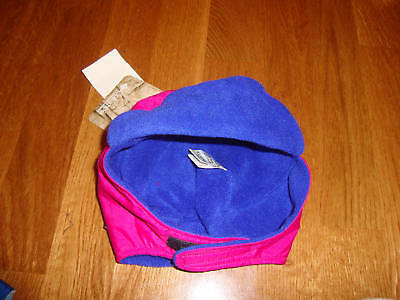NWT Infant COLUMBIA Posey Pink Navigator Hat 0-24m NEW