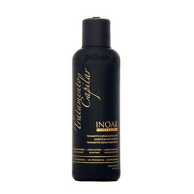 INOAR Brasilianer Keratin Marroquino  250ML FULL KIT Nur Keratin