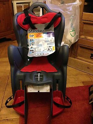 Bellelli Child Bike / Bicycle Seat Carrier For Baby Kids Up To 22kg - Torquay