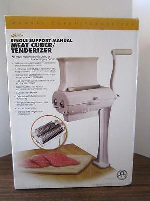 Heavy Duty Meat Tenderizer Cuber Manual Grinder WESTON Kitchen
