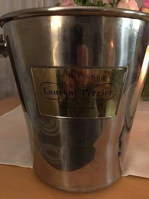 Laurent Perrier Magnum Champagne Ice Bucket - Very Rare!!!