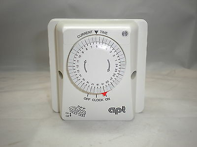 Central Heating Boiler Timeswitch Immersion Heat Programmer Timer Imm24Ec
