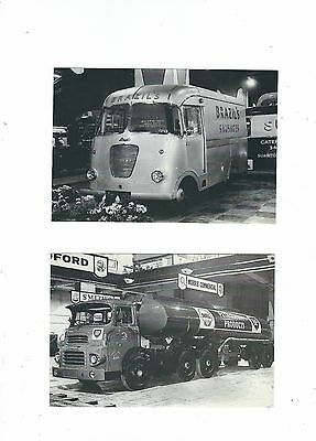 Commercial Vehicles  Earls Court Commercial Motor Show  7 Postcards Lot 2