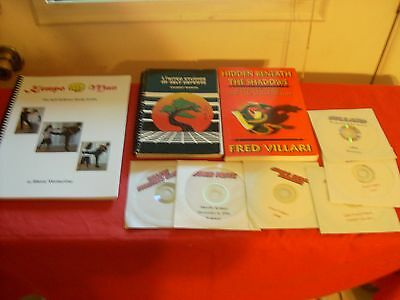 Shaolin Kempo Karate Study Guides Seminar DVDS