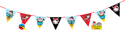 Pirate Bunting Decoration Birthday Party Rachel Ellen