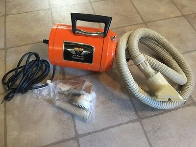 Metro Air Force Commander Two Speed Blow Dryer 120V AFTD-3
