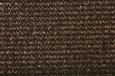 Dewitt Knitted Shade Cloth Black 90% 6Ft & 12 Ft Width (You Choose Length)