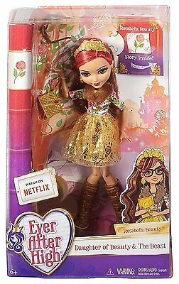 Ever After High Rosabella Beauty Doll - Brand New