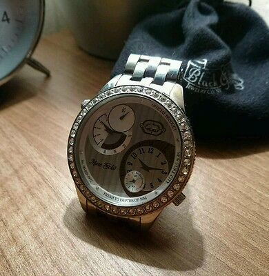 marc ecko two timer watch