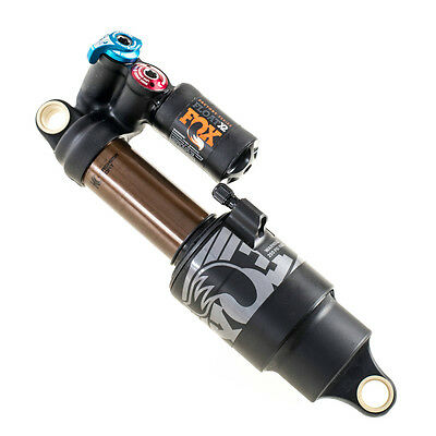 """FOX Float X2 Rear Shock 2017 with 2-position switch 7.875"""" x 2.25, 200x57mm"""