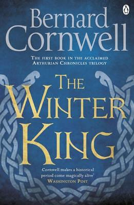 NEW The Winter King By Bernard Cornwell Paperback Free Shipping