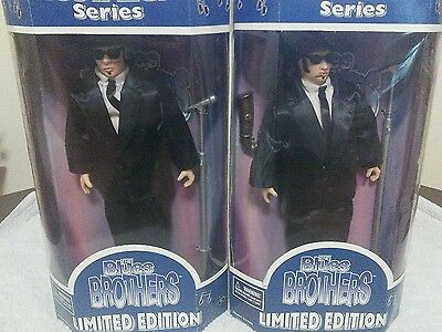 1998 Nostalgic Serie The Blues Brothers Limited Edition Jake and Elwood