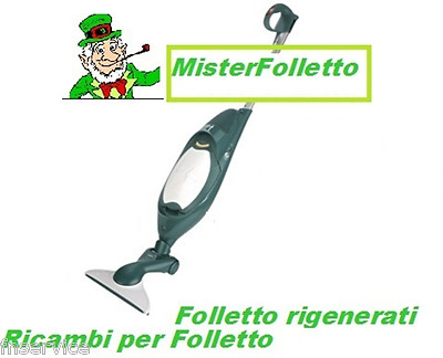 Scopa elettrica aspirapolvere VORWERK FOLLETTO vk 140 HD40 NO VK 200 135