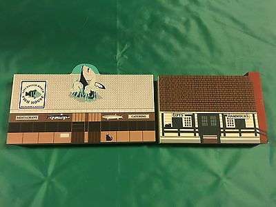 Cat's Meow Village South Carolina Lot of 2  Cats Meow