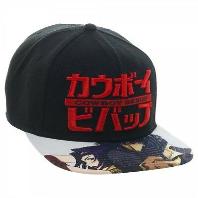 Cowboy Bebop Baseball Cap Hat Anime Manga NEW