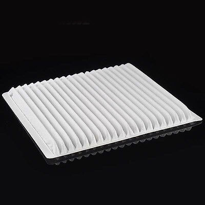 1 pc PERSONALITY  FIBROUS AC CABIN AIR FILTER HIGH QUALITY WHITE ONLY FOR MAZDA