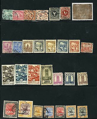 Nice Collection Of Egypt, Algeria, Tunisia, Morocco Stamps