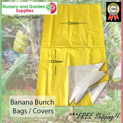 Banana Bunch Bags YELLOW / Silver