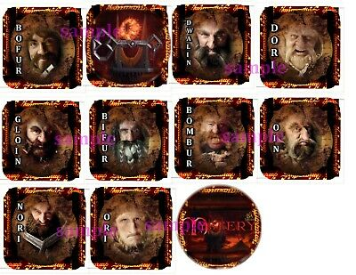 THE HOBBIT PINBALL High Quality Cushioned 3M Target Protectors