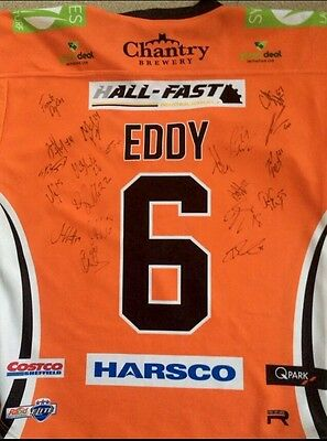 Sheffield Steelers Jersey