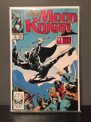 Marc Spector Moon Knight 1 (1989)