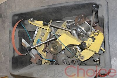 Bulk Lot of GMF Robotics Pulleys, Clamps and Parts for S100 F-5064