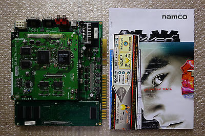 "Tekken Tag Tournament ""Namco"" Jamma PCB Arcade Game Japan"