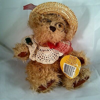Vintage Pickford Bears - Rosie - Bear of Joy - Brass Button Collection - Collect