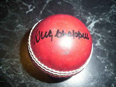 GREG CHAPPELL - Personally Hand Signed Ball