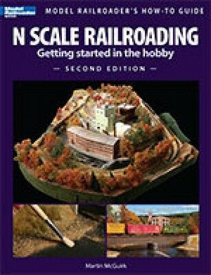 N Scale Railroading - Getting Started, Book by McGuirk 2nd Ed #12428